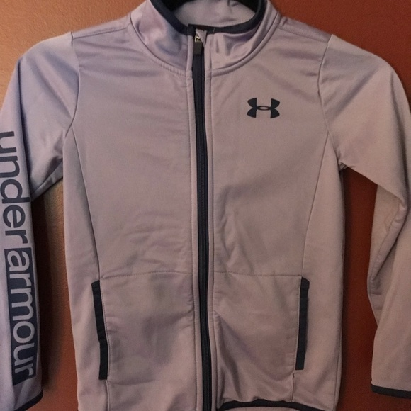 under armour girls jacket